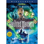 Haunted Mansion - Boxart